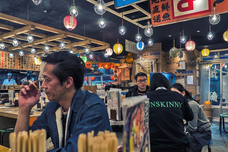 Ristorante (mercato) di pesce #3_Fish (market) restaurant #3