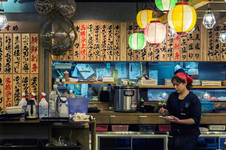 Ristorante (mercato) di pesce #2_Fish (market) restaurant #2