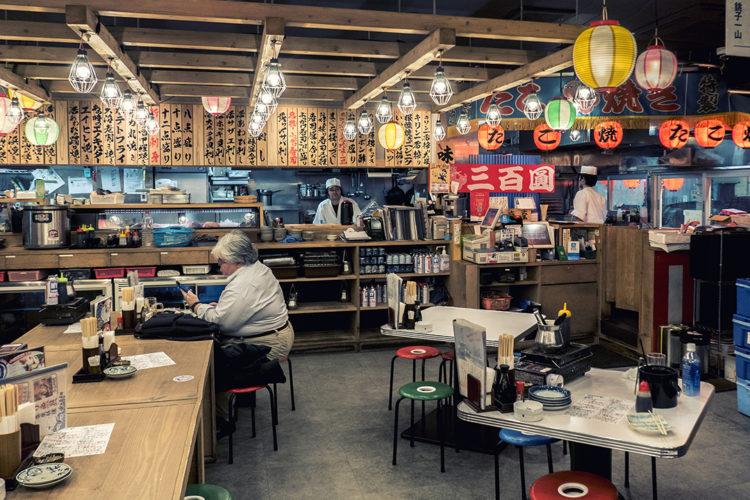 Ristorante (mercato) di pesce #1_Fish (market) restaurant #1