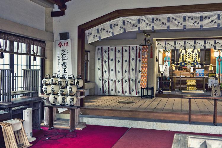Dentro il tempio #3_Inside the temple #3