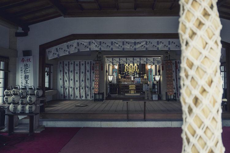 Dentro il tempio #1_Inside the temple #1