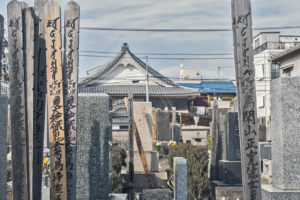 Cimitero di Shinpukuji #2_Shinpukuji Cemetery #2