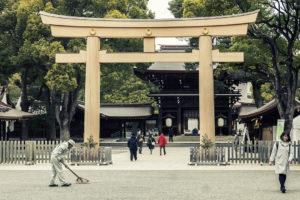 Santuario Meiji #6_Meiji Temple #6