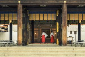 Santuario Meiji #12_Meiji Temple #12