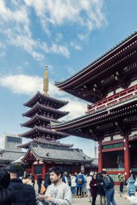 Tempio di Asakusa #3_Asakusa Shrine #3