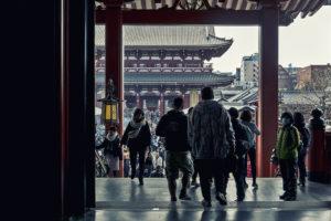 Tempio di Asakusa #2_Asakusa Shrine #2