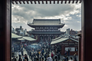 Tempio di Asakusa #1_Asakusa Shrine #1