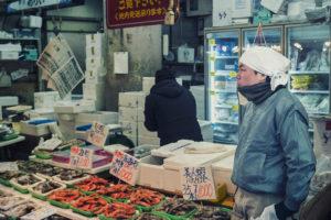 Mercato di Ueno_Ueno Market