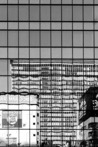 Riflessioni su grattacielo_Reflections on skyscraper