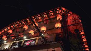 Kabukicho rossa di sera #1_Red Kabukicho at night #1