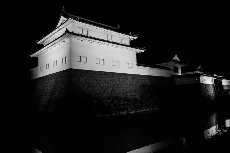 Castello Sunpu #1_Sunpu Castle #1
