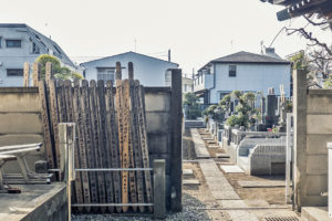 Cimitero di Shinpukuji #1_Shinpukuji Cemetery #1