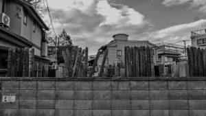 Cimitero di Shinpukuji #3_Shinpukuji Cemetery #3